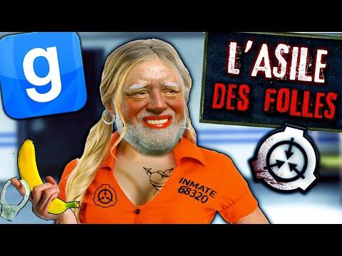 L'ASILE DES FOLLES - GARRY'S MOD SCP RP