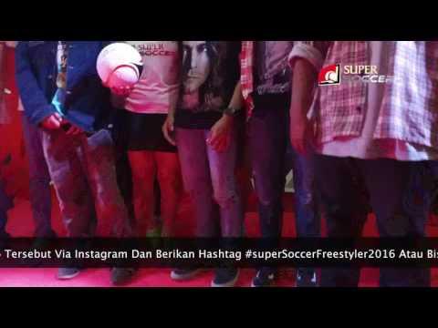 Raquel Benetti freestyle Lapangan Koramil Cicadas, Wanaherang - Bogor