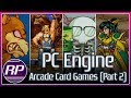 PC Engine Arcade Card Catalog Exploration (Part 2/2) - Retro Pals