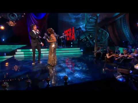 Mika and Danielle de Niese - Rain on Pop Star to Opera Star - 5th Feb 2010