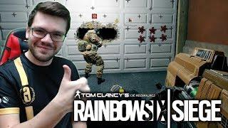 NAJPRZYSTROJNIEJSZY STREAMER - Rainbow Six Siege Para Bellum