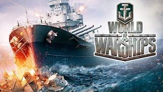 World of Warships #3 - Land Ho!