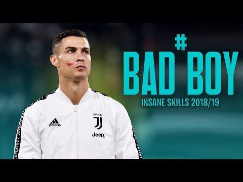Cristiano Ronaldo - Tungevaag & Raaban BAD BOY | Insane Skills 2018/19 | HD