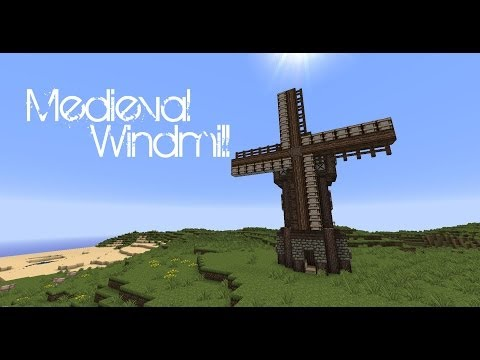 how to build a small windmill