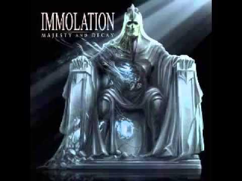 Immolation -The Purge