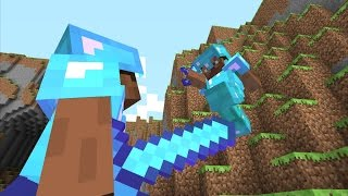 Minecraft - Walki w klatce [corepvp.pl] #1