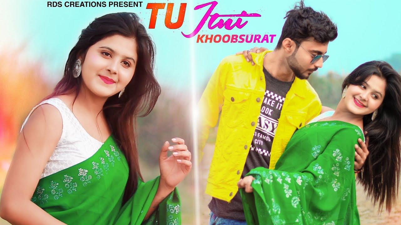 Tu Itni Khoobsurat Hai   Cute Love Story   Rahat Fateh Ali Khan   Lastest Song   RDS CREATIONS