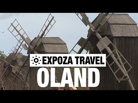 Öland (Sweden) Vacation Travel Video Guide