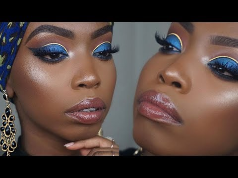 GRWM for WOC: KKW Beauty, Fenty Beauty and more! | Mercy Mungai thumbnail