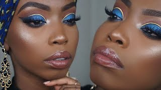 GRWM for WOC: KKW Beauty, Fenty Beauty and more! | Mercy Mungai