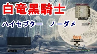 【DDON】 白竜黒騎士   ハイセプター   本領   ノーダメ thumbnail