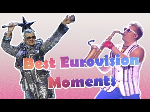 My Favorite Eurovision Moments - EmilySC Eurovision
