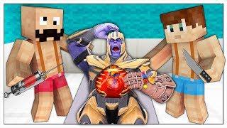 ABBIAMO OPERATO THANOS! - Minecraft ITA