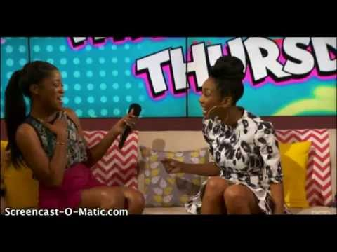 "Keke Palmer and Brandy ""The Boy Is Mine"" Acapella"