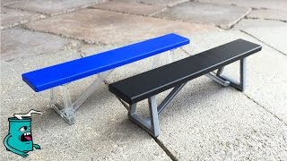 New Homewood Park Benches!