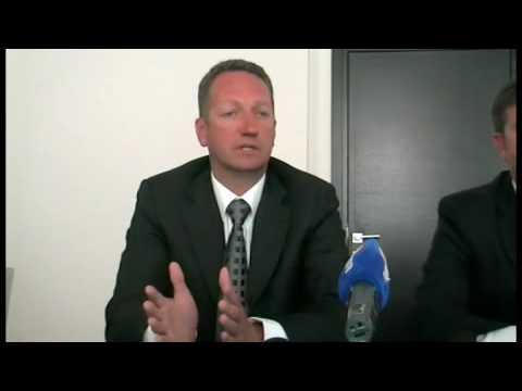 (www.primorska.info) Boris Popovič in Karl Erjavec na novinarski konferenci - 3. del