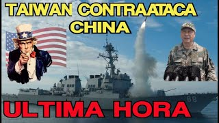 Taiwan y EEUU  Fuerte Advertencia a CHINA ¡escalofriante !