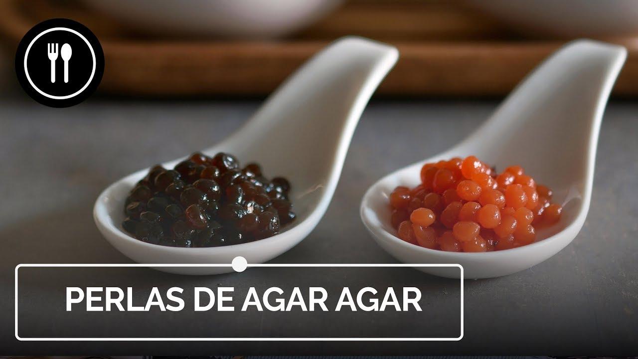 Receta De Falso Caviar Con Agar Agar Directo Al Paladar