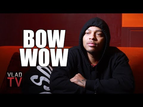 Bow Wow on His Alcoholic Father, Jermaine Dupri His Real Father Figure (Part 13)
