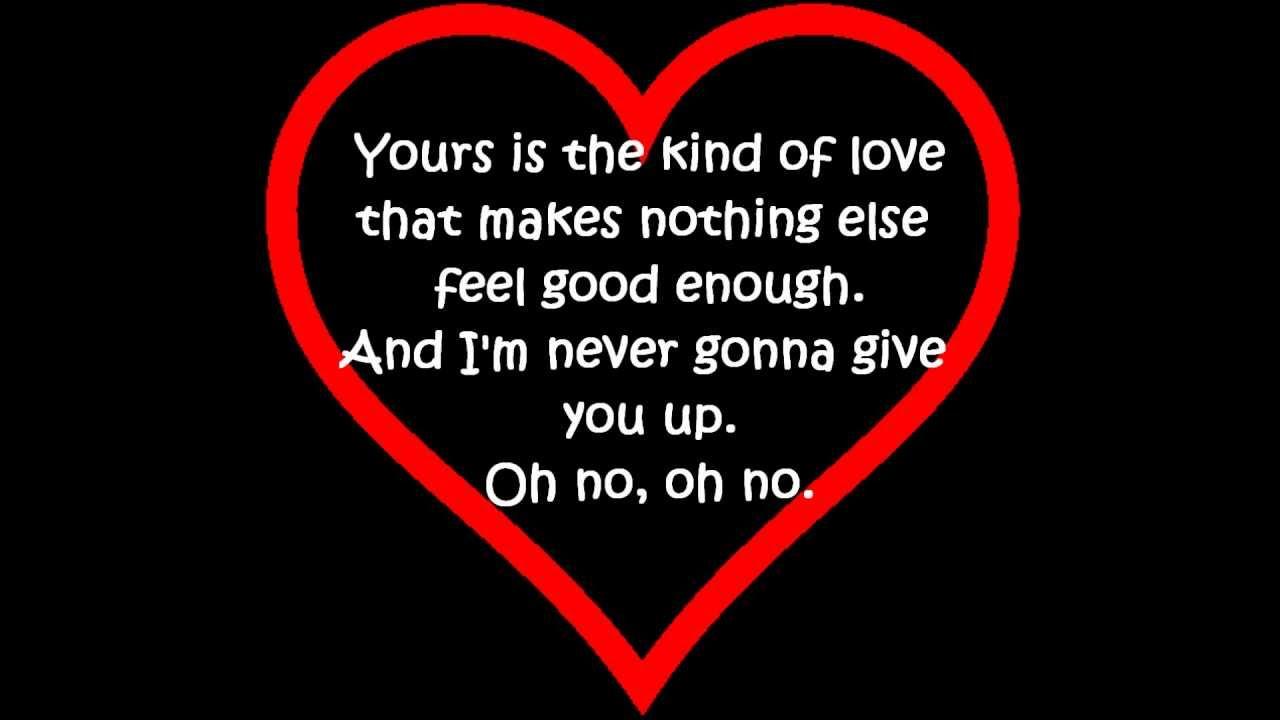 Natasha Bedingfield Put Your Arms Around Me Lyrics Youtube