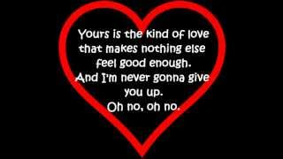 Natasha Bedingfield- Put Your Arms Around Me (lyrics)