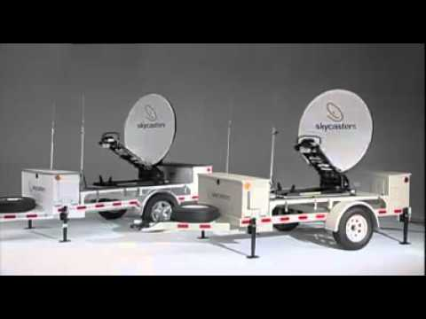 How to use portable VSAT in Travel to get Sat-alight connectivity