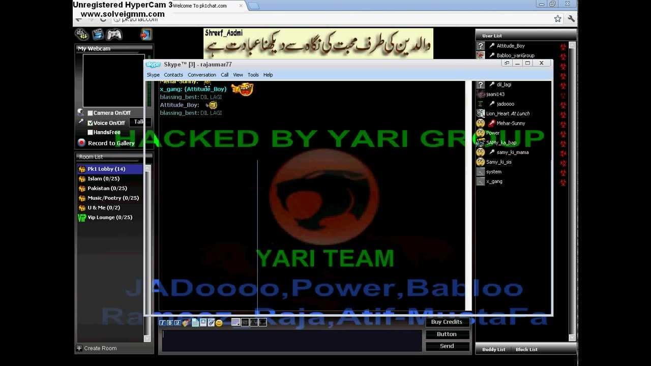 Poison Gang K Head Samy Ka Room Pk1chat Hacked By Cyber Rose Youtube Buddy Boy