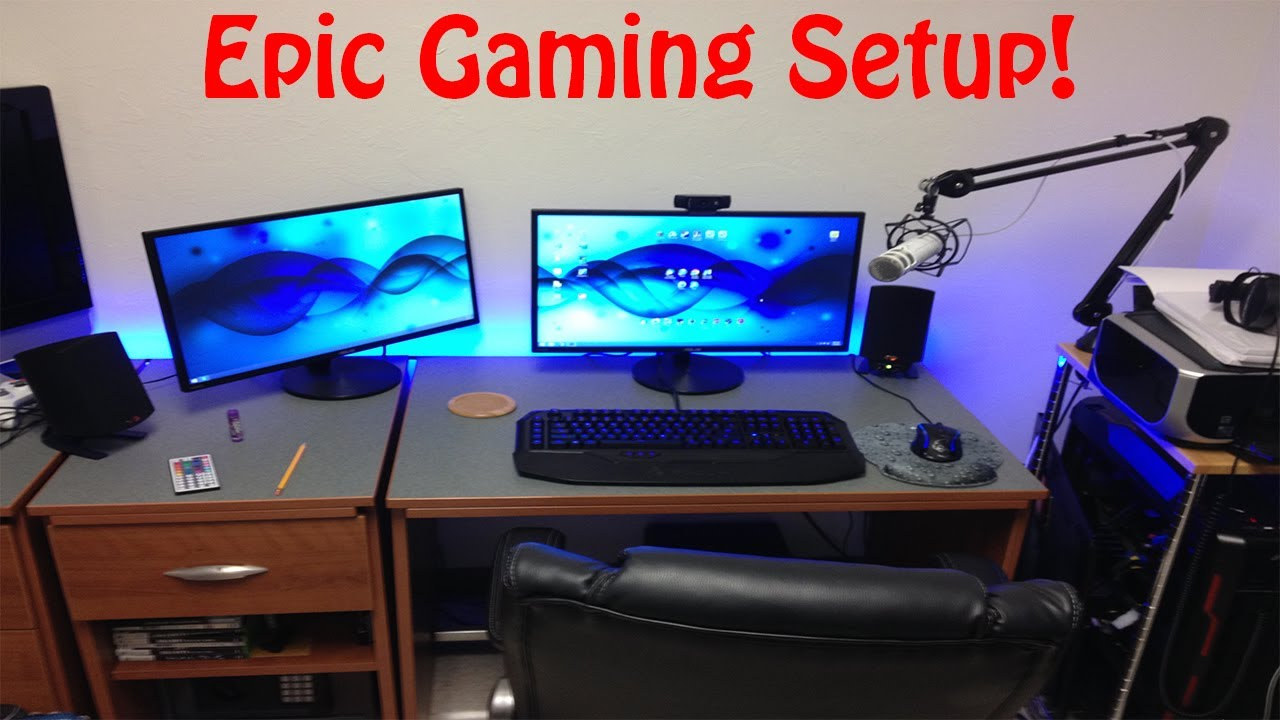 Dorm Gaming Room