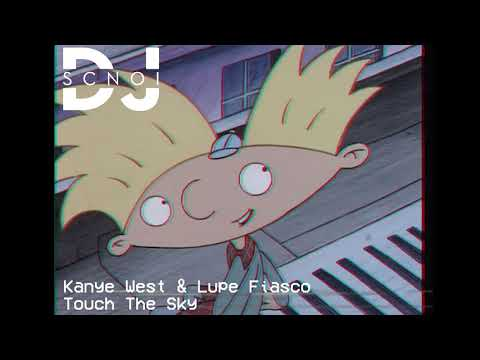 Kanye West - Touch The Sky (Lo-fi Mash-Up)