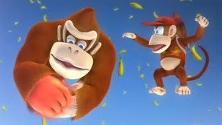 Donkey Kong Country Returns - All Bosses