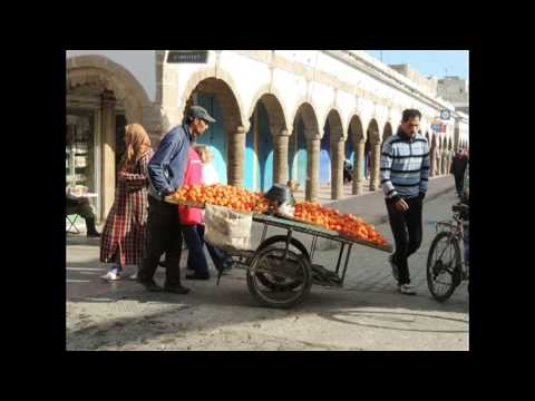 Morocco:   Souks and Markets