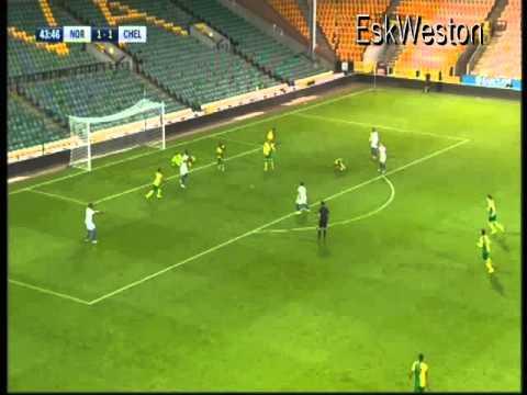 Chelsea U21's V Norwich U21's (A) 15/16