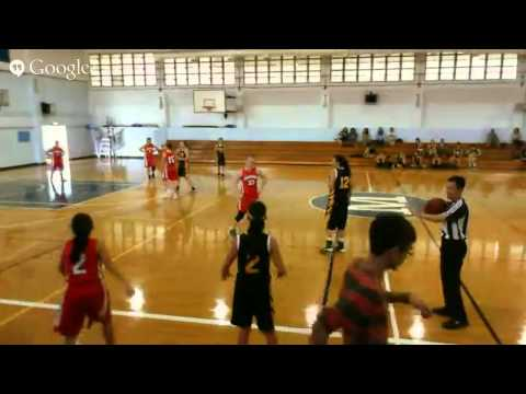 Game 4 Pool A 2nd Bangkok  vs. Pool B 3rd YISS (Girls)