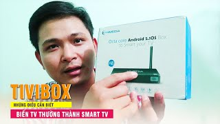 Kinh nghiệm chọn mua TIVI BOX tốt nhất 2020 - HIMEDIA H8