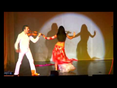 Смотреть видео Тигран Петросян & Алия Аль-Махди - Арабская девушка (TED) Tigran Petrosyan - Arabian Girl