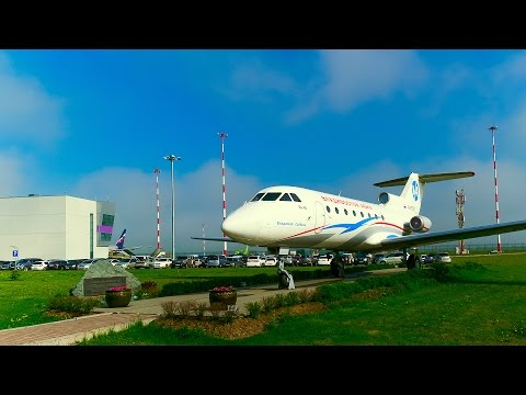 VVO – UHWW. Spotting in Vladivostok International Airport.