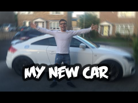 MY NEW CAR !!! -  AUDI TT S-LINE SPECIAL EDITION