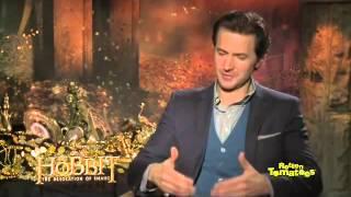 Ричард Армитедж Интервью Rotten Tomatoes