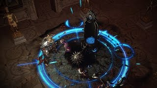 Path of Exile: Iron Maiden Ancestral Warchief