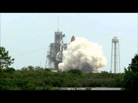 STS-135 Launch Replay: UCS-15 (TV-21A)