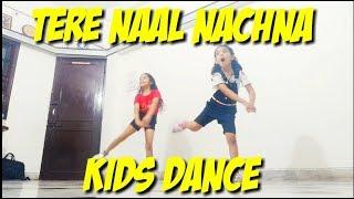 Tere Naal Nachna Kids Dance | Dev Dance Choreography