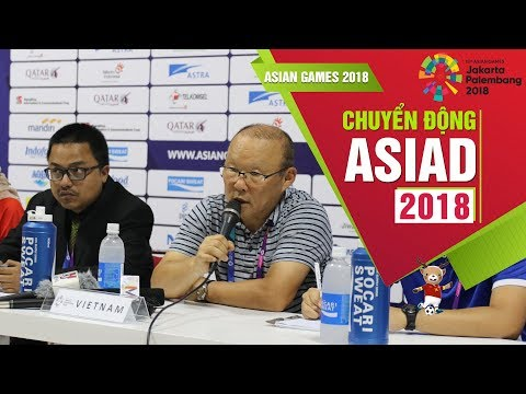 HLV Park Hang Seo chưa thực sự hài lòng về Olympic Việt Nam | VFF Channel