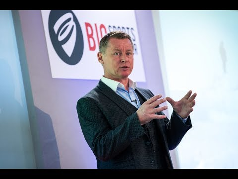Alan Chambers MBE Inspires At Big Sports Speaker Event