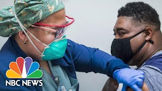 Undocumented Immigrants Wrongly Denied Covid Vaccines In Texas | NBC News NOW