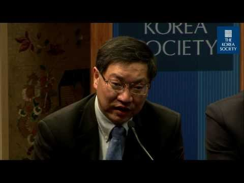 China-Korea-U.S. Relations: Korea's Navigating Space