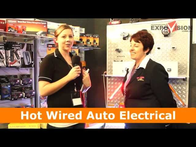 Hot Wired Auto Electrical - Car Air Conditioning - 105 McDougall St ...
