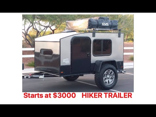 Best budget off road tear drop trailer I've ever seen