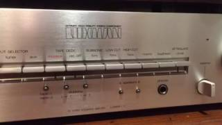 L-5 Luxman integrated stereo amplifier