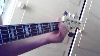SKUNK ANANSIE SECRETLY BASS COVER