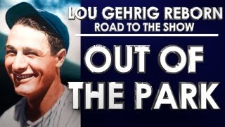 OUT OF THE PARK! - MLB 13: The Show - Road to the Show - Lou Gehrig: Episode 6 (RTTS)